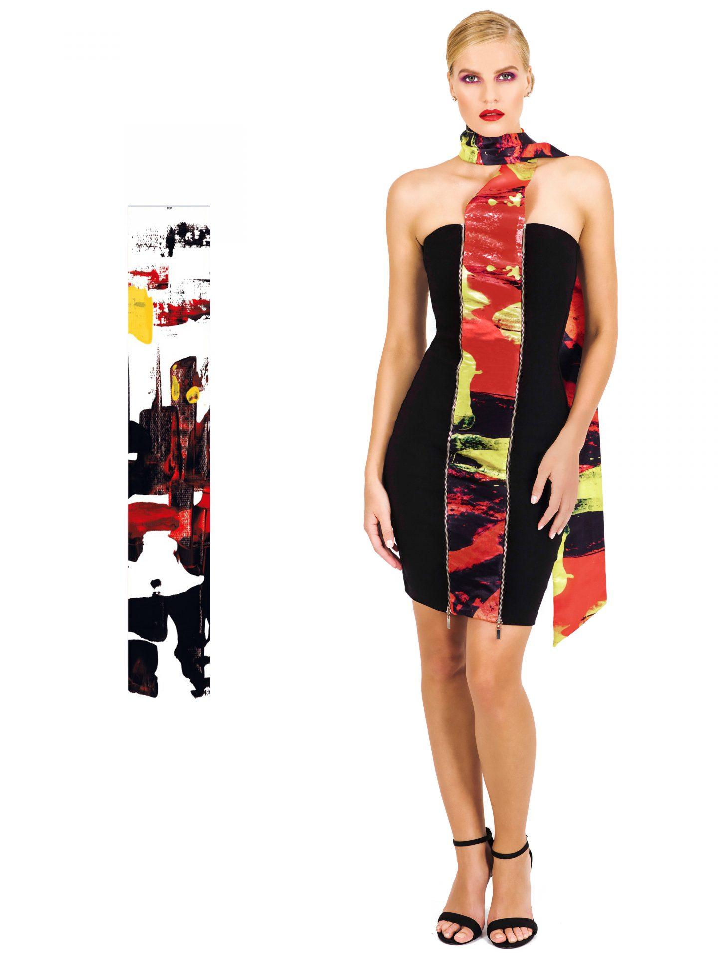 Zyana dress colorset 1