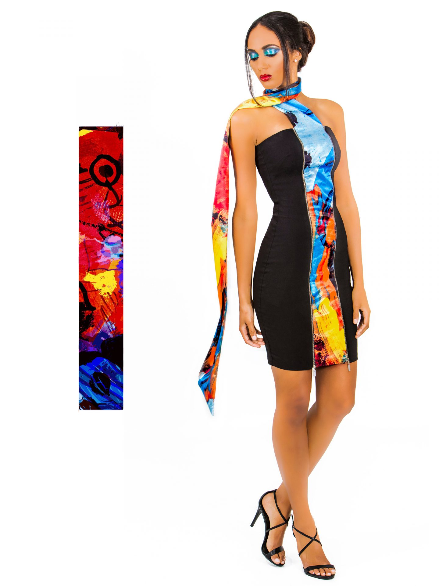 Zyana dress colorset 2