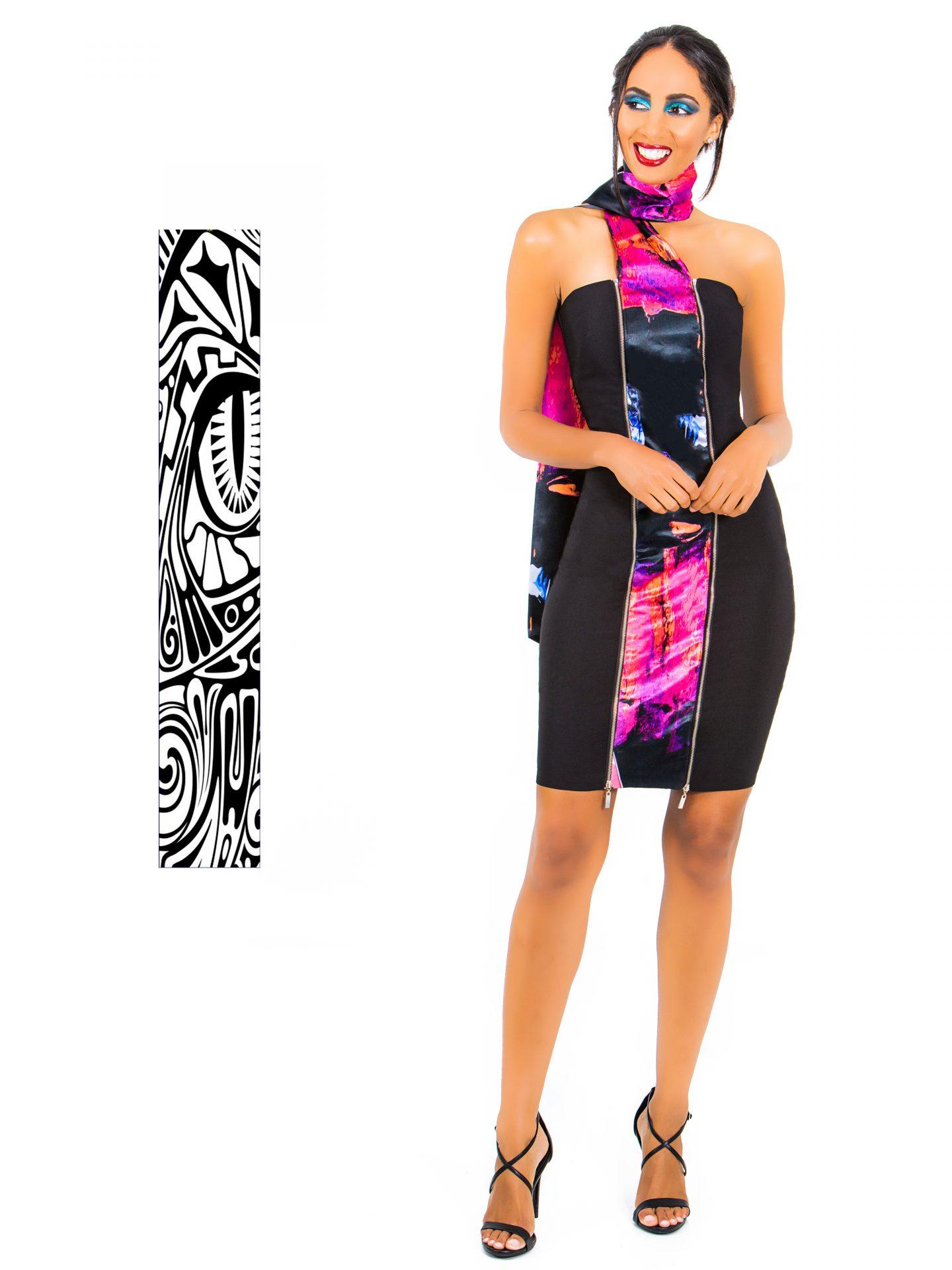 Zyana dress colorset 3